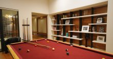Pool Snooker Room Gremmo Homes Lifestyle
