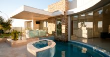 Pool Outdoor Living Gremmo Homes