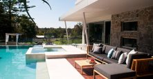 Outdoor Living Pool Gremmo Homes