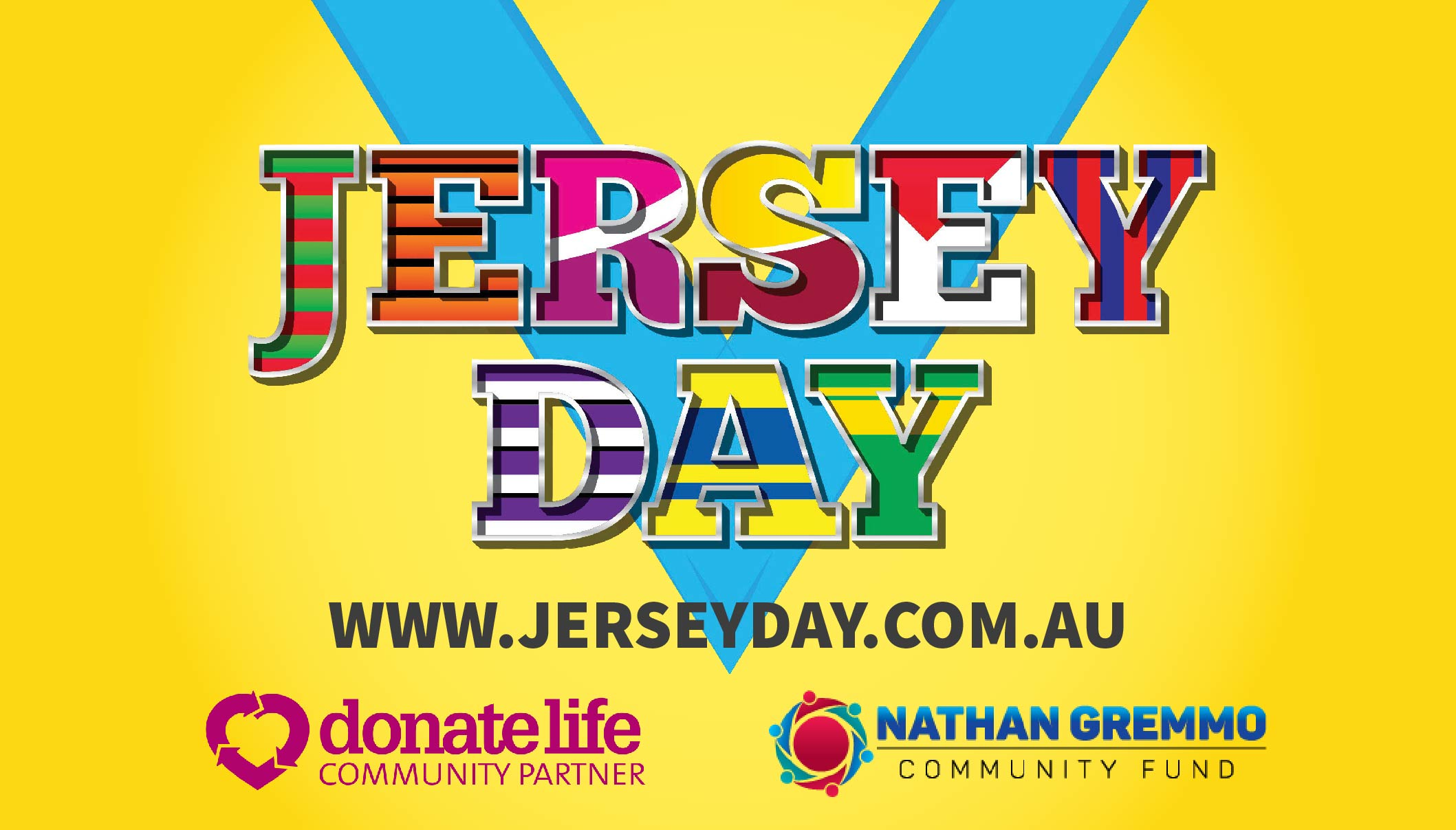jersey day donate life gremmo homes