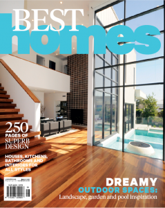 Best Homes Magazine Cover Gremmo Homes Display Home