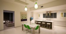 gremmo homes dining room and kitchen